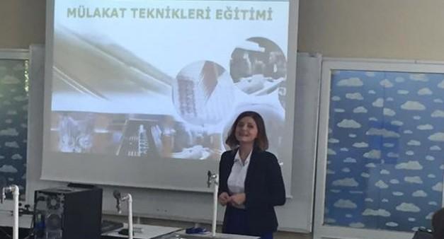 """05 Mayıs 2017 """"İş Görüşmesi ve Mülakat Teknikleri"""" Eğitim Semineri"""