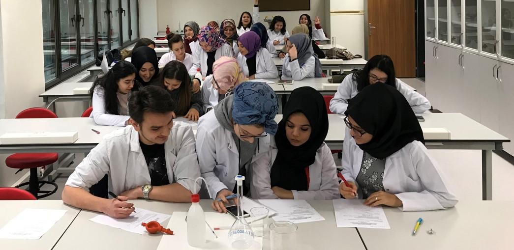 Laboratuvar Uygulamalarımız